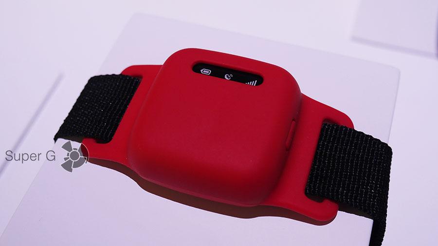 Портативный GPS-трекер Movetrack цена и характеристики