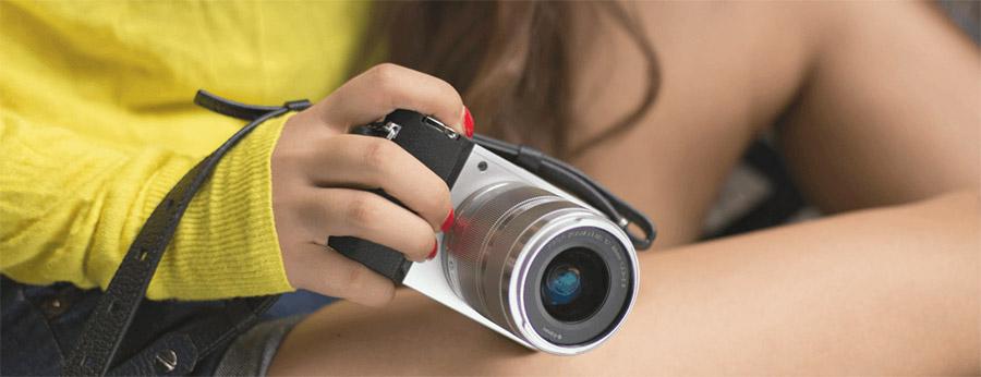 Примеры фото с камеры Yi M1