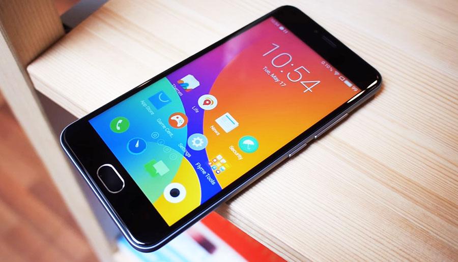 Смартфон Meizu M3S по сниженной цене (купон)