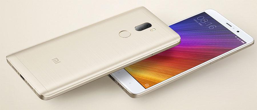 Спецификации и сравнение Xiaomi Mi5S Plus