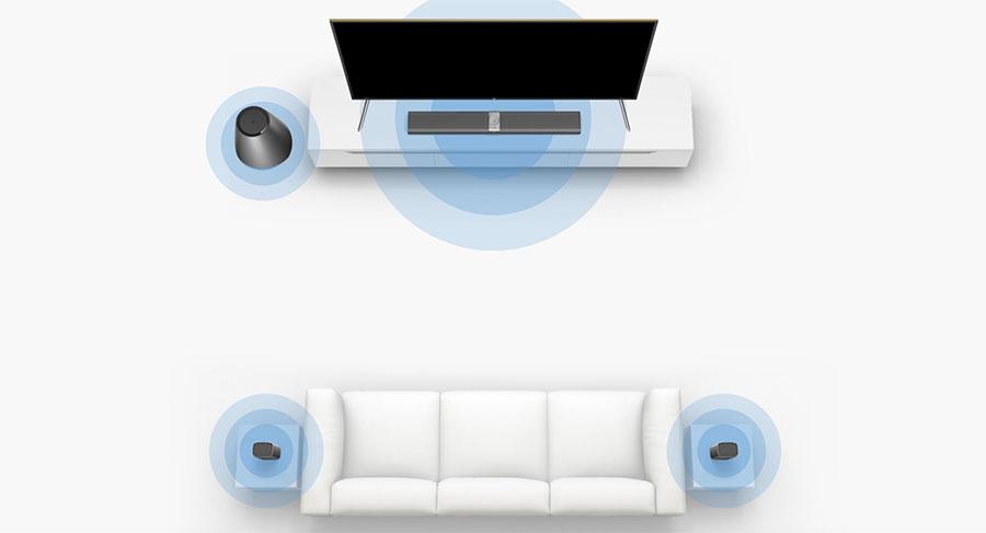 Телевизор Xiaomi Mi TV 3S с дополнительной фирменной акустикой