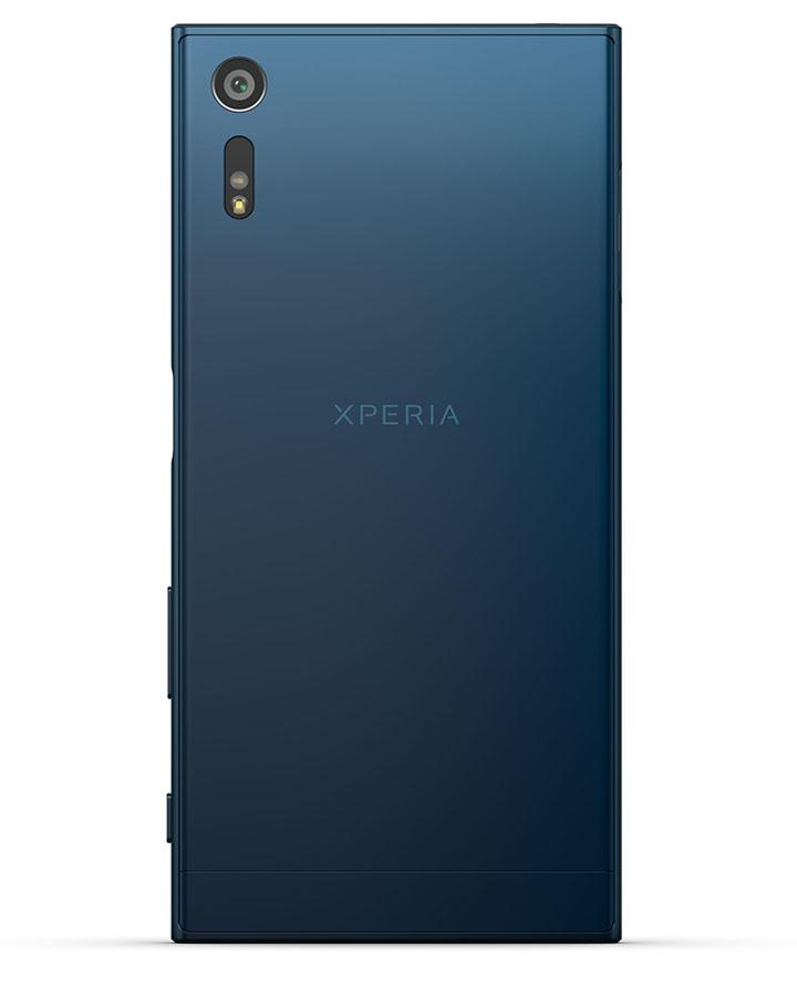 Темно-синий Sony Xperia XZ