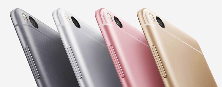 Характеристики Xiaomi Mi5S и модели