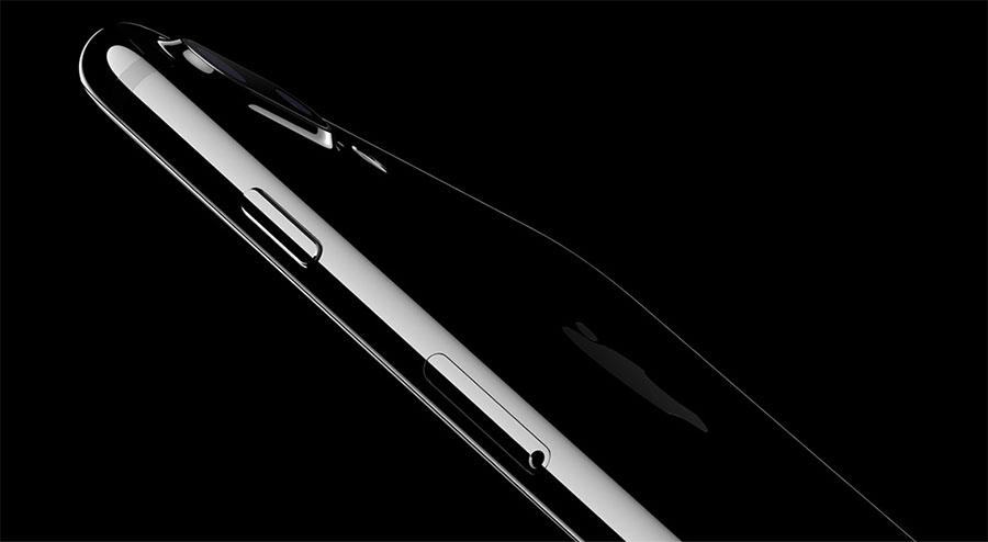 Черный оникс iPhone 7 или Jet black