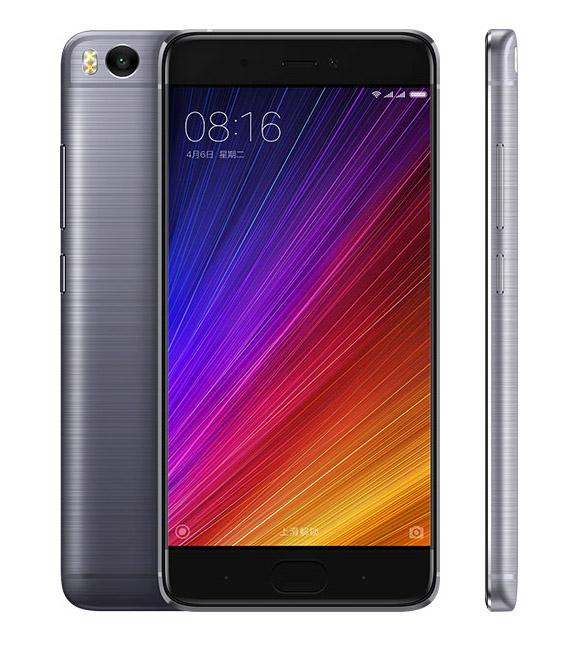 Черный Xiaomi Mi5S