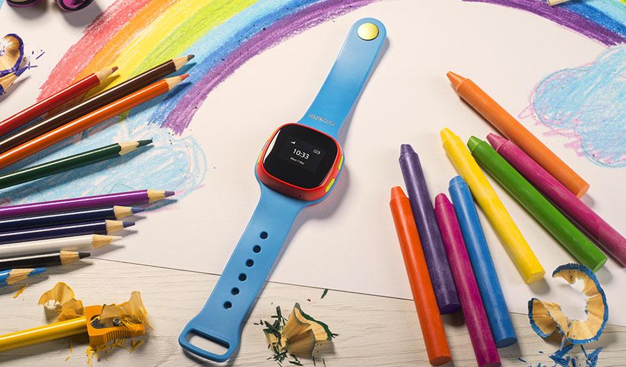 детские часы MoveTime Track&Talk крактий обзор функций