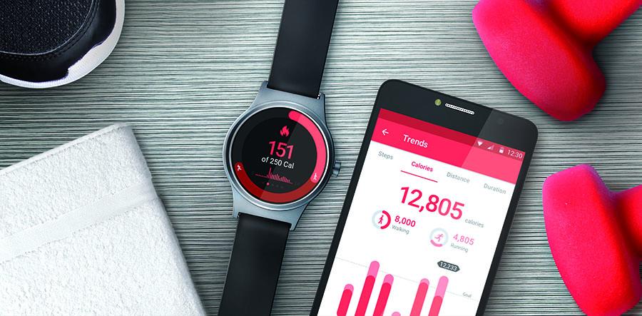 смарт-часы MoveTime Sport