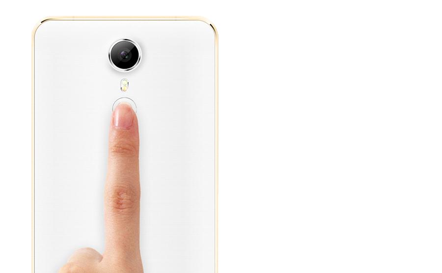 Doogee F7 Pro оснащен сканером отпечатков пальцев