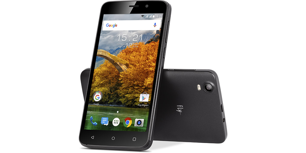 Fly Nimbus 9 FS509 - самый доступный в России смартфон с Android 6.0