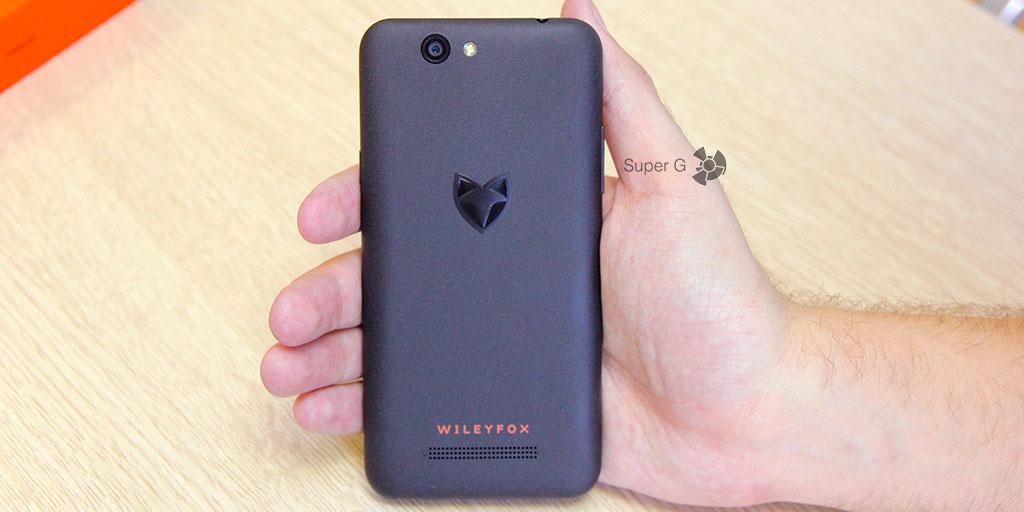 Отзывы о Wileyfox Spark