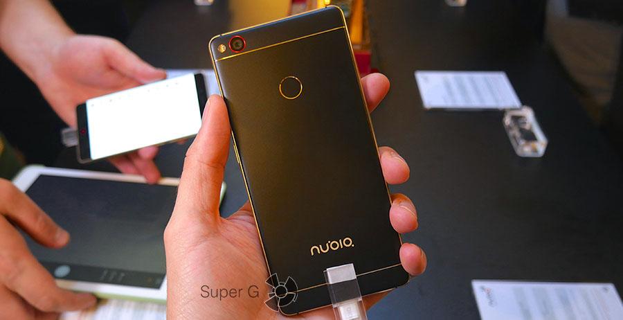 Черный смартфон Nuba Z11 цена
