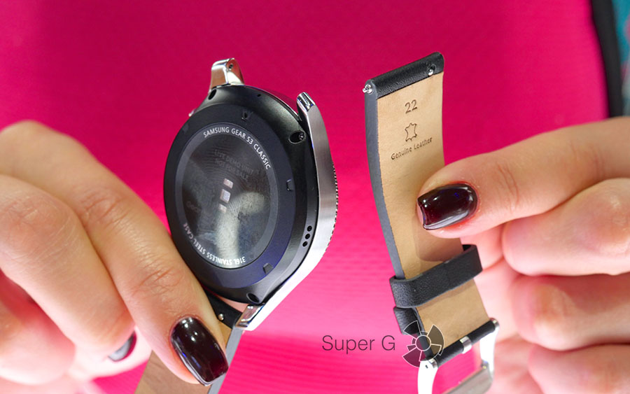Ремешок для Samsung Gear S3