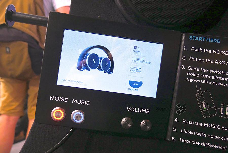 Управление воспроизведением и включение функции шума