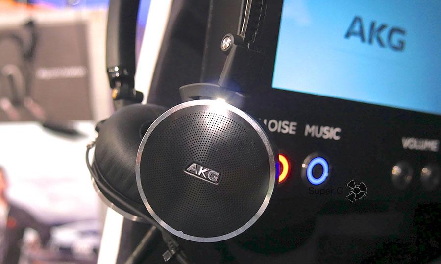 Как работает шумоподавление в AKG N60 NC
