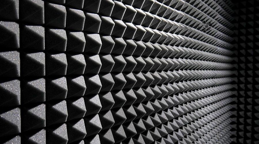 Специальный, звукопоглощающий поролон Samsung