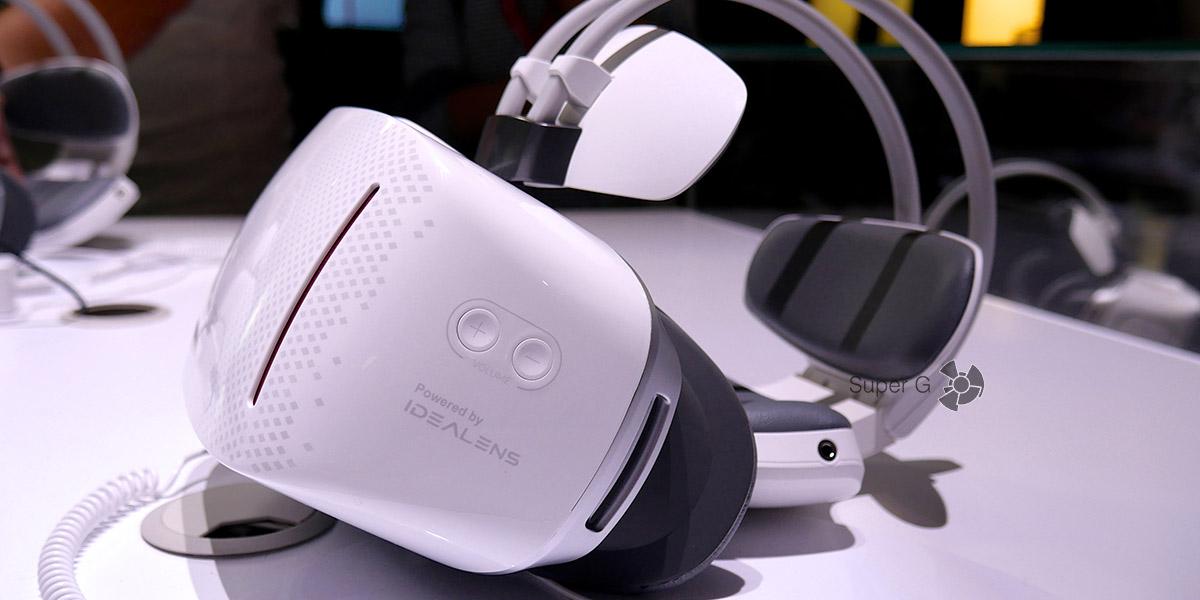 Alcatel на IFA- независимый VR-шлем и 360-камеры для всех