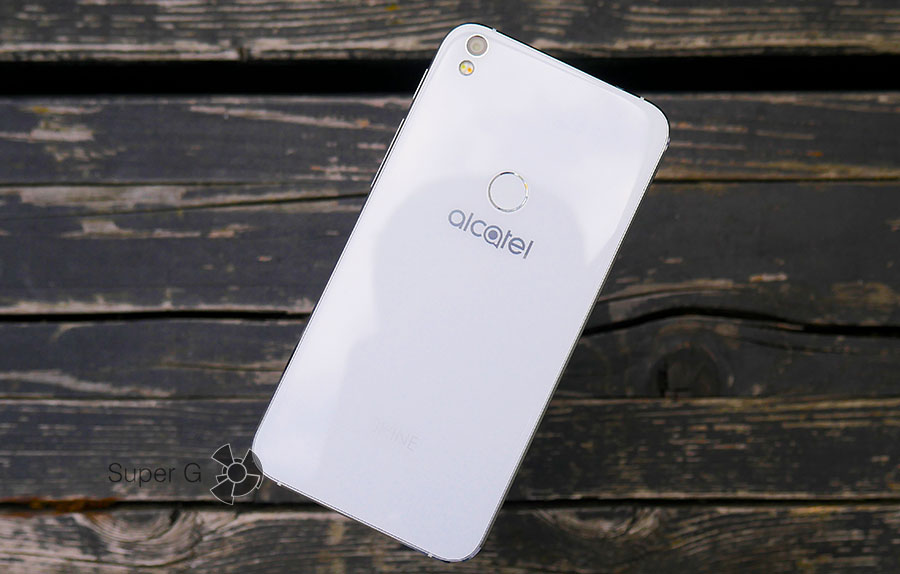 Характеристики Alcatel Shine Lite