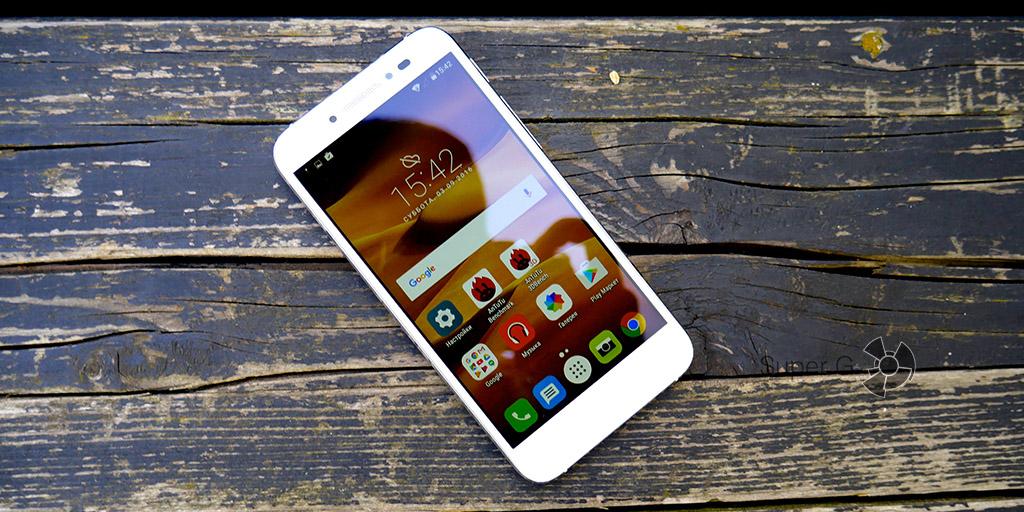 Отзывы о смартфоне Alcatel Shine Lite