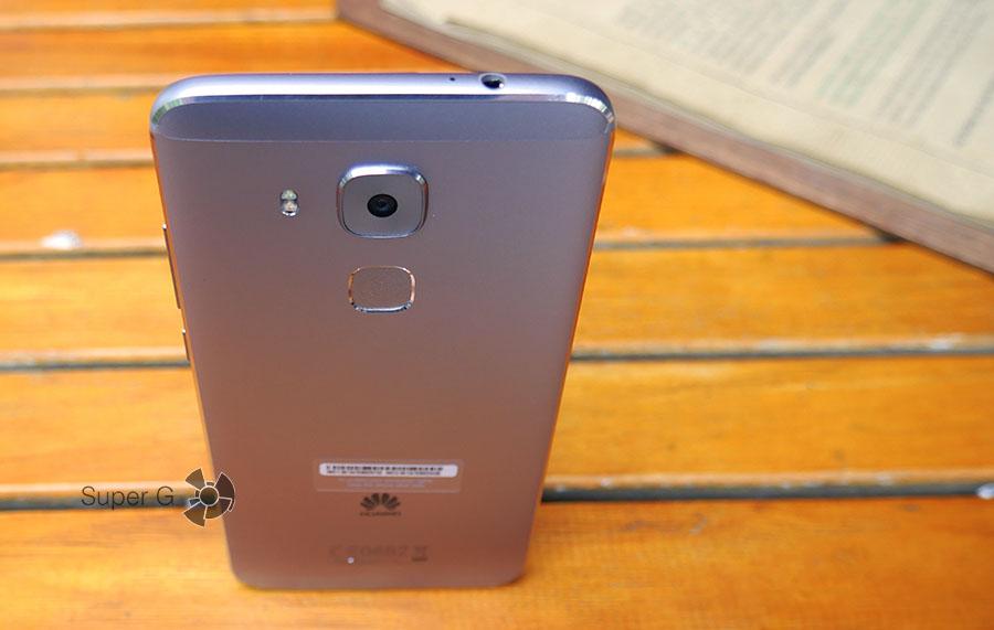 Функции сканера отпечатков пальцев Huawei Nova Plus