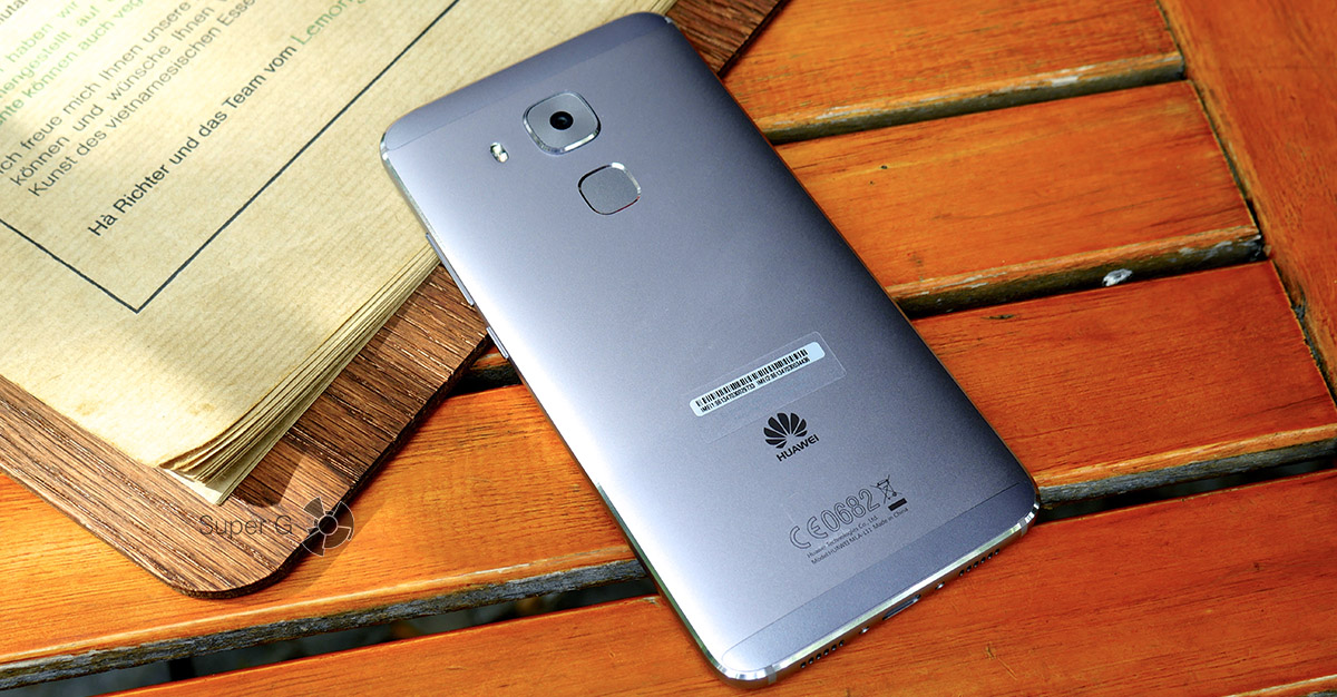 Обзор смартфона Huawei Nova Plus