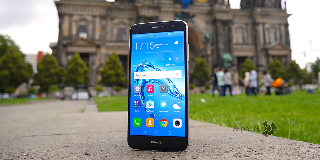 Характеристики Huawei Nova Plus