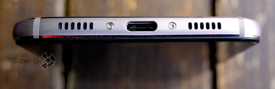 Huawei Nova Plus оснащен портом USB Type-C