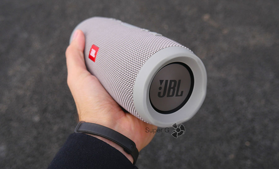 Время автономной работы JBL Charge 3