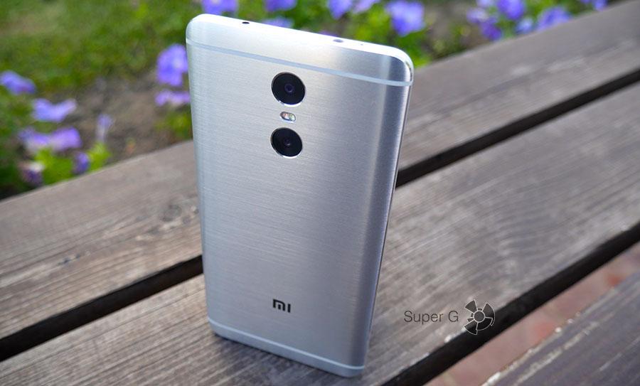Видео и фотосъемка на Xiaomi Redmi Pro
