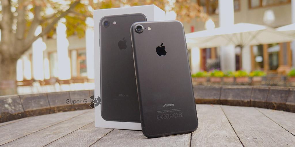 Отзывы о iPhone 7
