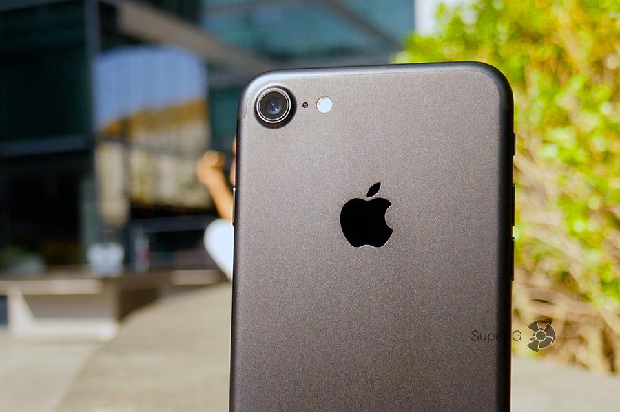 Характеристики и функции камеры iPhone 7