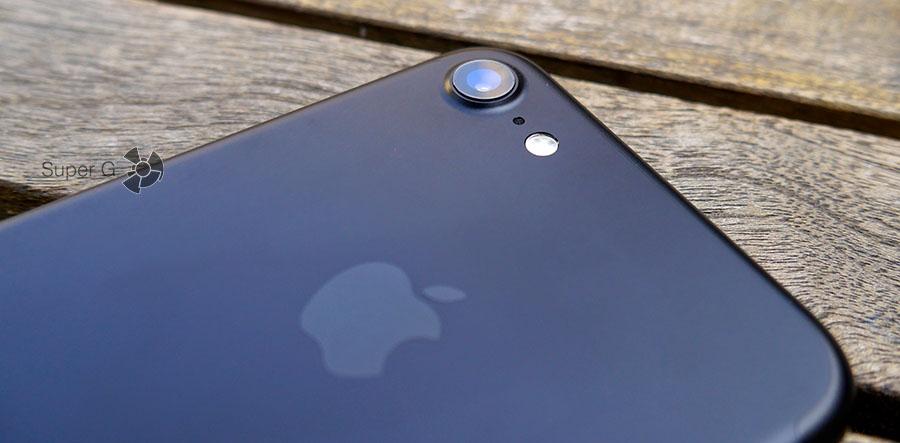 Возможности и тест камеры iPhone 7