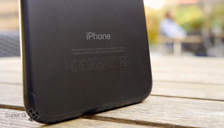 iPhone 7 - описание