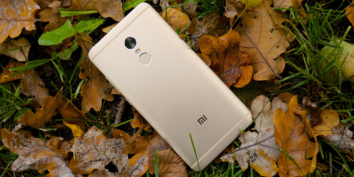 Цена Xiaomi Redmi Note 4