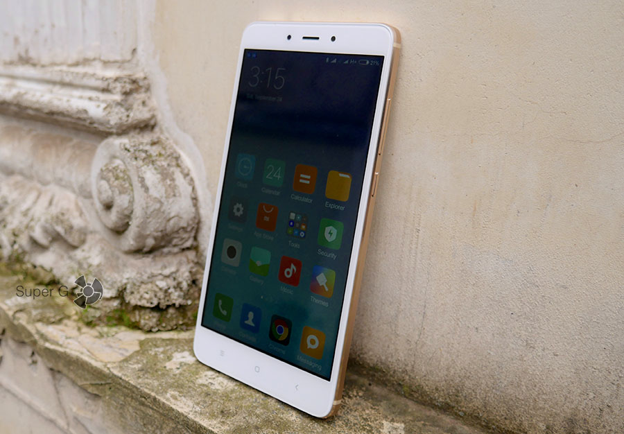 Характеристики Xiaomi Redmi Note 4