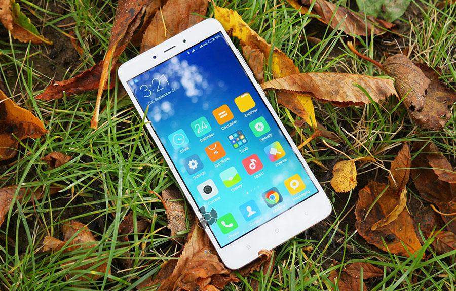 Xiaomi Redmi Note 4 имеет отличный дизайн и качественную сборку