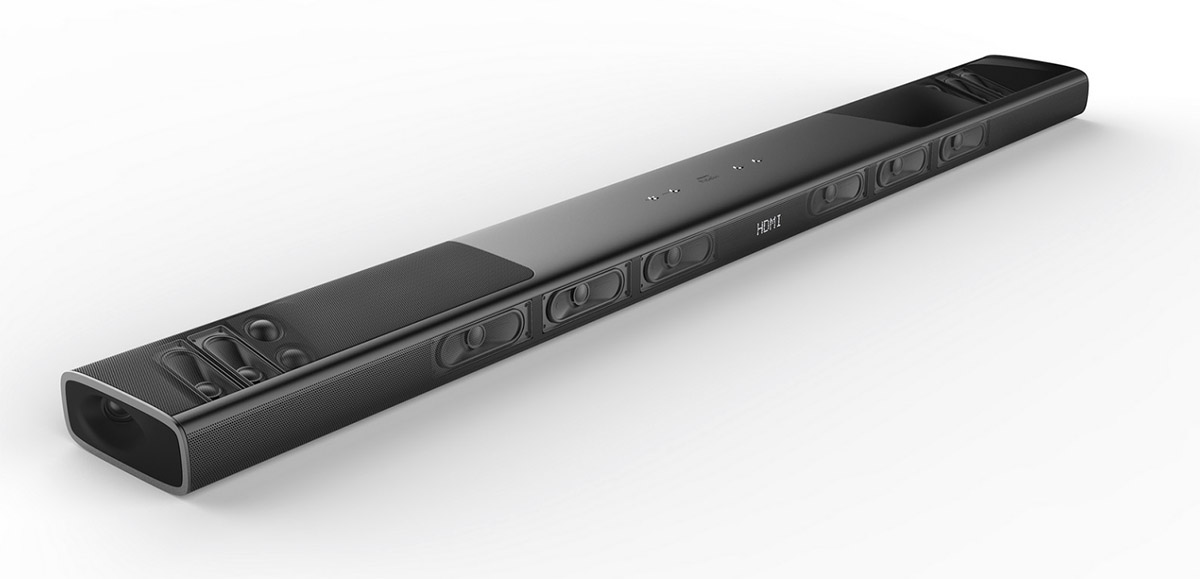 Philips Fidelio B8 с поддержкой системы 5.1.2