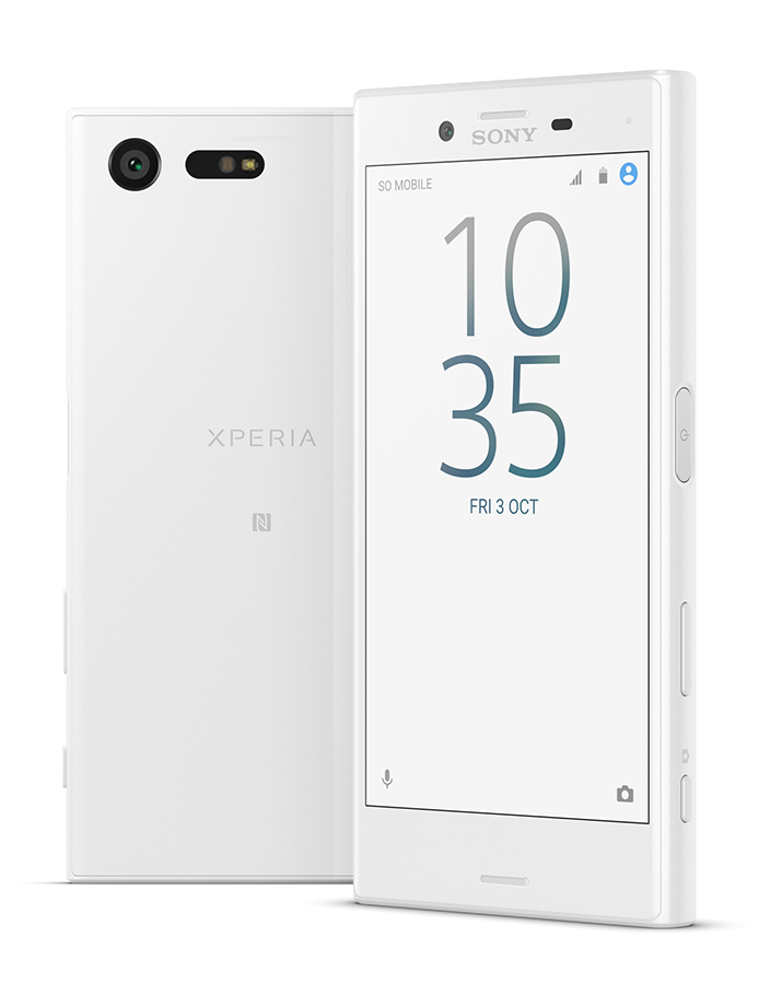 Sony Xperia X Compact белый