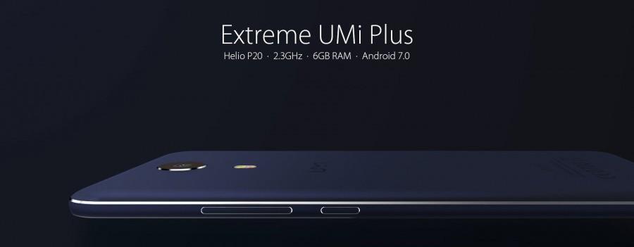 UMI Plus Extreme станет «прокаченной» версией базовой модели