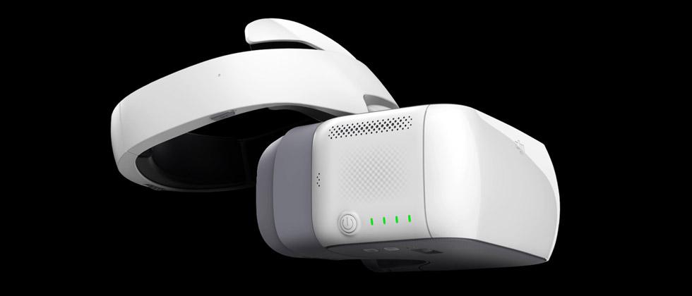 VR-гарнитура для DJI Mavic Pro