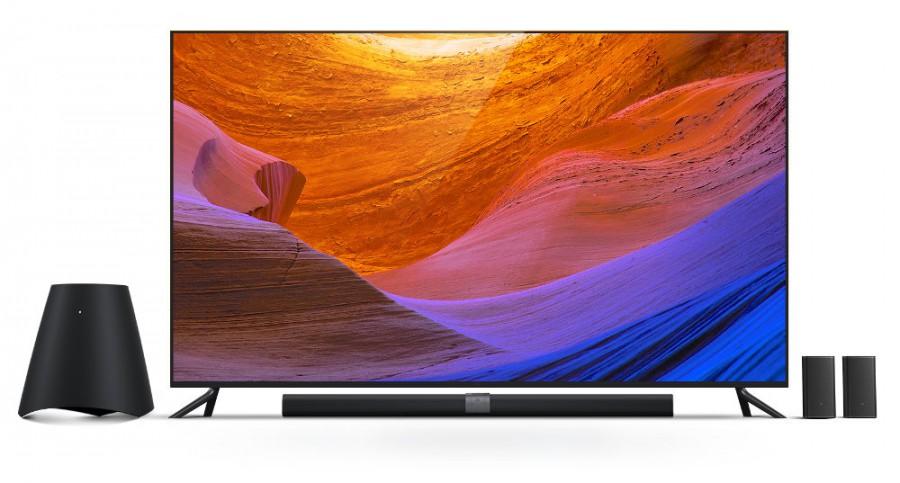 Xiaomi представила три новых модели телевизоров Mi TV 3S
