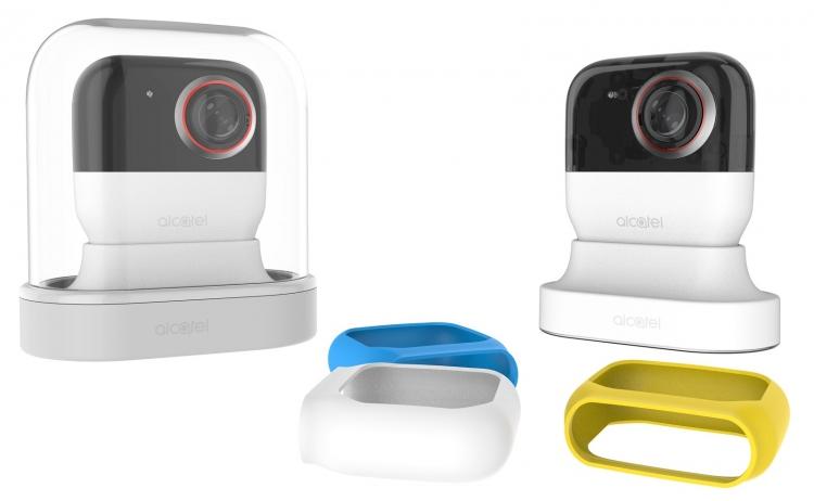 Alcatel 360 Camera - аксессуары