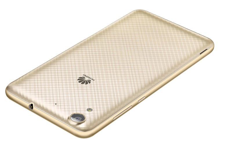 Huawei Y6II - текстурированная крышка