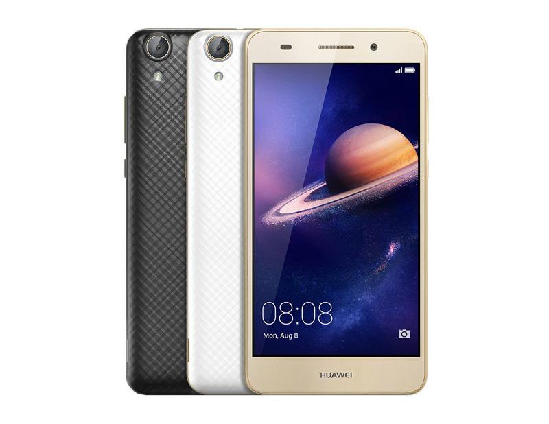 Huawei Y6II - возможные цвета корпуса