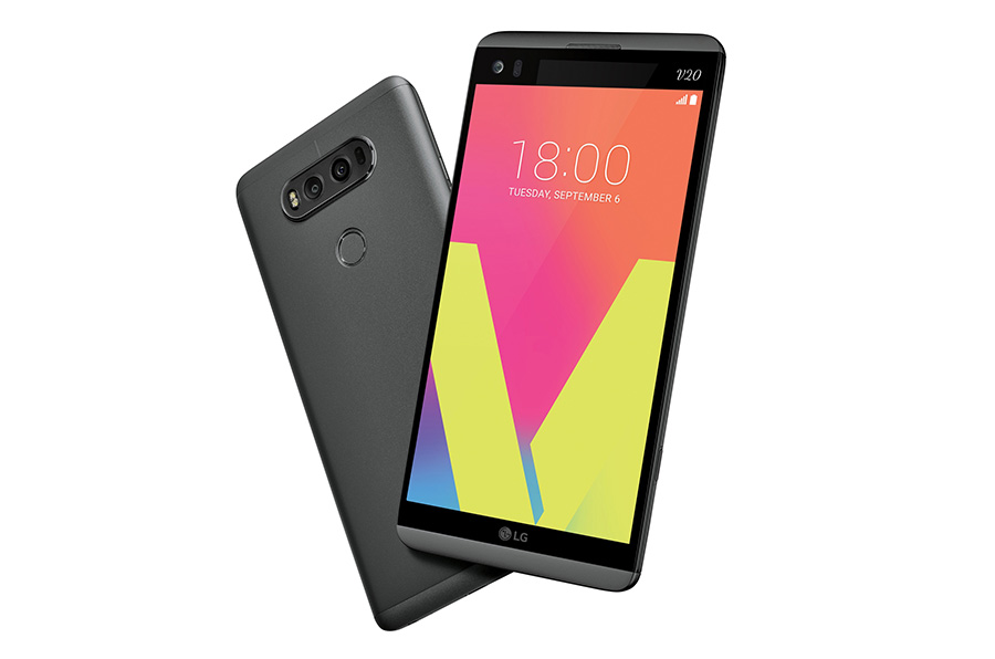 LG V20 - общий вид