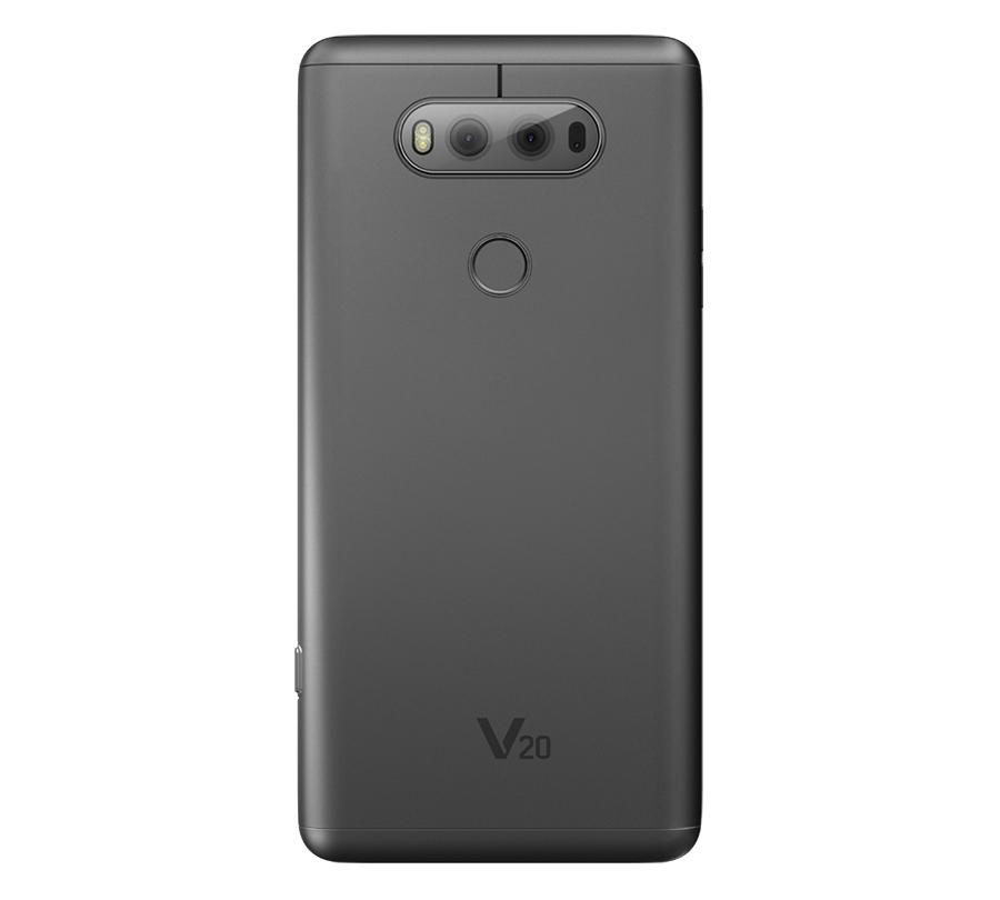 LG V20 - задняя часть