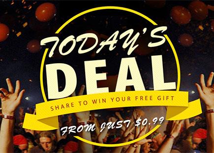 Акция от Gearbest - 6 бесплатных подарков
