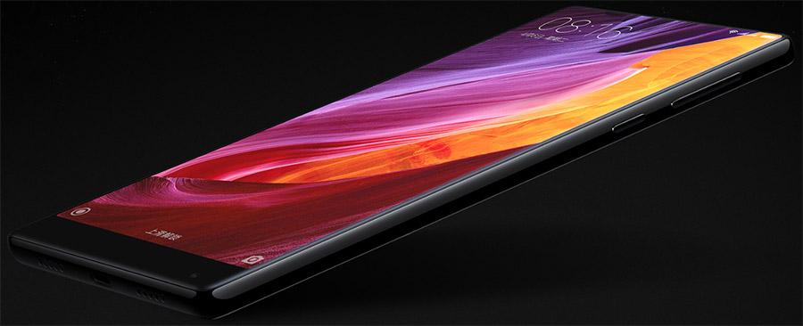 Дисплей Обзор характеристик смартфона Xiaomi MIX