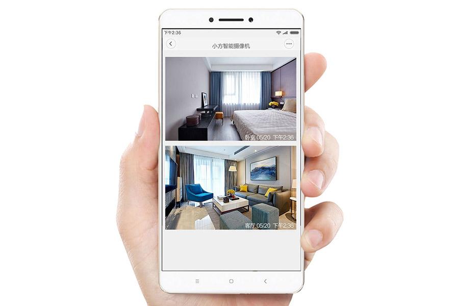 Приложение для управления камерой Xiaomi Little Square