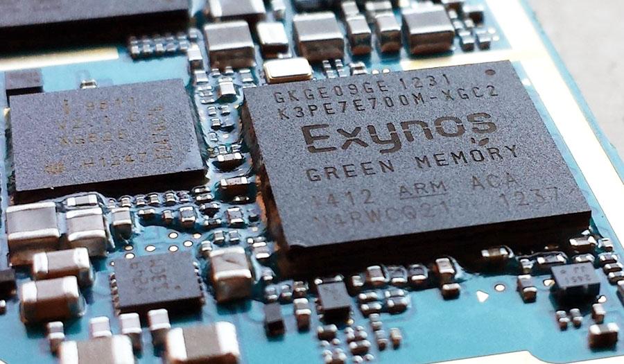 Процессоры Samsung Exynos