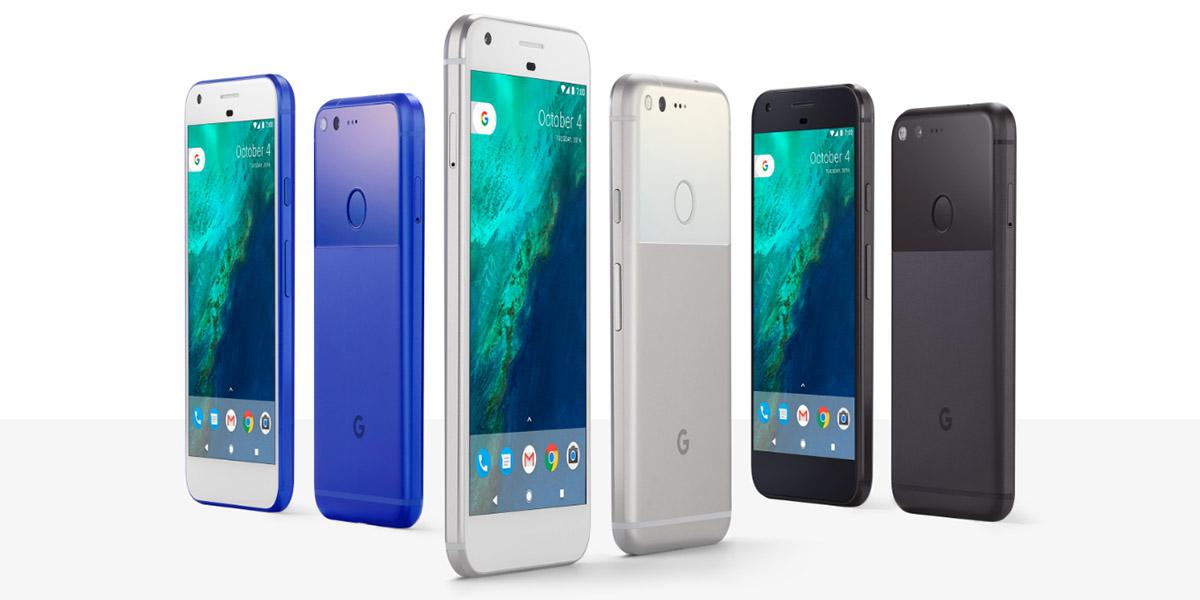 Краткий обзор характеристик Google Pixel и Pixel XL